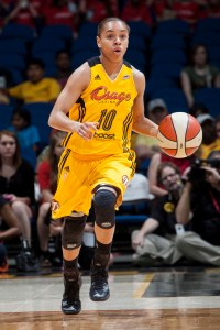Chicago Sky v Tulsa Shock