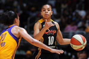 Tulsa Shock v Los Angeles Sparks