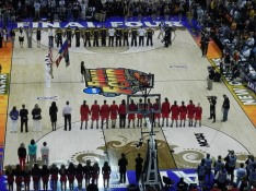 Final Four in New Orleans begins