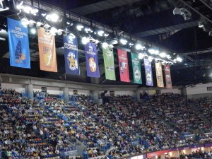 The stands were far from full for the Women's Final Four in New Orleans this past April.