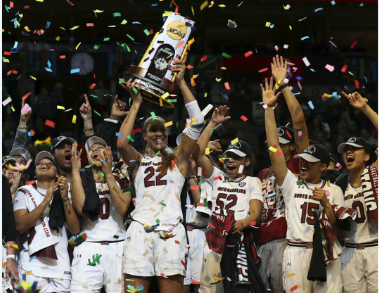 Thoughts on a new Division 1 Women's basketball champion